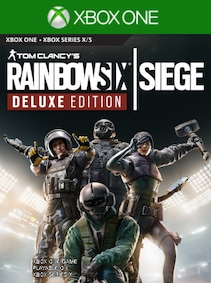 Tom Clancy's Rainbow Six Siege | Deluxe Edition (Xbox One) - Xbox Live Key - GLOBAL