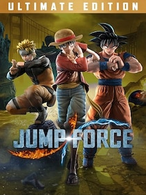 JUMP FORCE | Ultimate Edition (PC) - Steam Key - GLOBAL