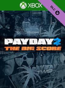 PAYDAY 2 - CRIMEWAVE EDITION - THE BIG SCORE DLC Bundle (Xbox One) - Xbox Live Key - EUROPE