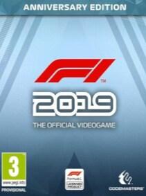 F1 2019 Anniversary Edition Steam Key RU/CIS