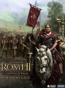 Total War: ROME II - Caesar in Gaul Campaign Pack Steam Key RU/CIS