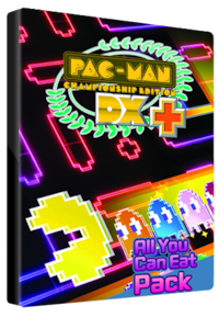 PAC-MAN Championship Edition DX+ All You Can Eat Edition Bundle Steam Gift GLOBAL