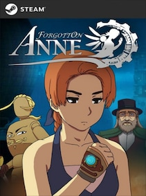 Forgotton Anne Collector's Edition Steam Key GLOBAL