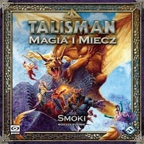 Talisman Magia i Miecz Smoki