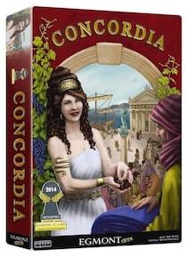 Egmont Gra Concordia