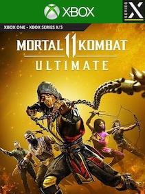 Mortal Kombat 11 | Ultimate Edition (Xbox Series X/S) - Xbox Live Key - GLOBAL