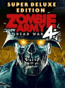 Zombie Army 4: Dead War | Super Deluxe Edition (PC) - Steam Gift - GLOBAL
