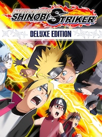 NARUTO TO BORUTO: SHINOBI STRIKER | Deluxe Edition (PC) - Steam Key - EUROPE