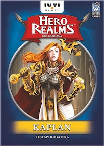 Hero Realms: Zestaw Bohatera- Kapłan
