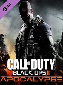 Call of Duty: Black Ops II - Apocalypse Steam Gift GLOBAL