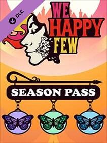 We Happy Few - Season Pass (PC) - Steam Gift - GLOBAL