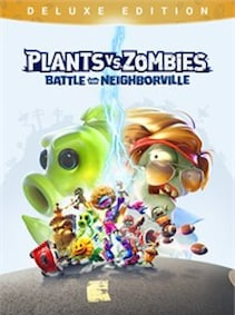 Plants vs. Zombies: Battle for Neighborville (Deluxe Edition) - Xbox One - Key EUROPE