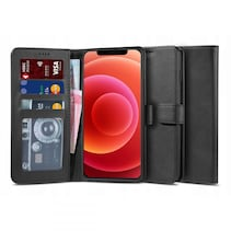 """TECH-PROTECT WALLET """"2"""" IPHONE 12/12 PRO BLACK"""