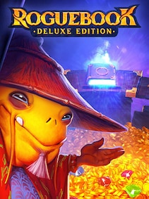 Roguebook | Deluxe Edition (PC) - Steam Key - GLOBAL