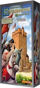 Bard Gra Carcassonne PL 4. Wieża, Edycja 2