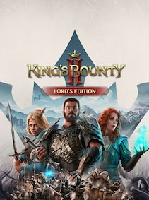 King's Bounty II | Lord's Edition (PC) - Steam Key - GLOBAL