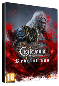 Castlevania: Lords of Shadow 2 - Revelations Steam Key GLOBAL