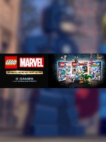 LEGO MARVEL COLLECTION Steam Key GLOBAL