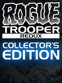 Rogue Trooper Redux Collector's Edition Steam Key GLOBAL