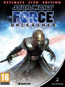 Star Wars The Force Unleashed: Ultimate Sith Edition Steam Gift GLOBAL