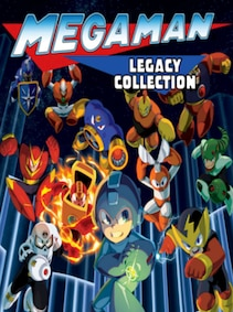 Mega Man Legacy Collection Steam Gift GLOBAL