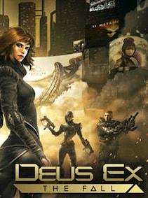 Deus Ex: The Fall Steam Key GLOBAL