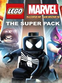 LEGO Marvel Super Heroes : Super Pack Steam Key GLOBAL