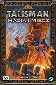 Talisman Magia i Miecz Kraina Ognia