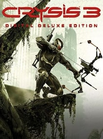 Crysis 3 | Digital Deluxe Edition (PC) - Steam Gift - GLOBAL