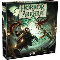 Galakta Gra Horror w Arkham 3 Edycja