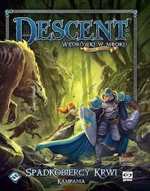 Descent - Spadkobiercy Krwi (kampania)