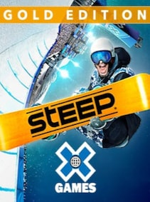 Steep X-Games Gold Edition Steam Gift PC GLOBAL