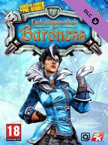 Borderlands: The Pre-Sequel Lady Hammerlock the Baroness Pack Steam Key GLOBAL
