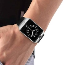Q18 Smartwatch Phone with Camera TF/SIM Card Slot For Android Samsung and IOS iPhone