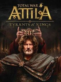 Total War: ATTILA - Tyrants & Kings Edition Steam Key GLOBAL
