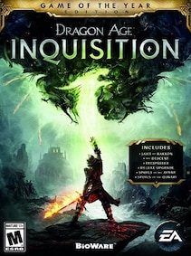 Dragon Age: Inquisition | Game of the Year Edition (PC) - Steam Gift - GLOBAL
