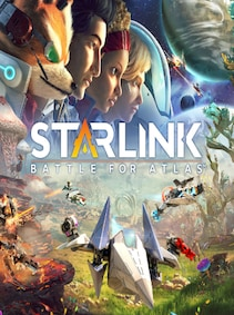Starlink: Battle for Atlas Deluxe Edition Xbox Live Key Xbox One GLOBAL