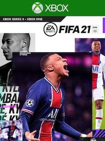 EA SPORTS FIFA 21 (Xbox Series X) - Xbox Live Key - GLOBAL