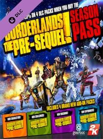 Borderlands: The Pre-Sequel Season Pass Steam Key RU/CIS