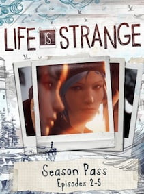 Life is Strange Season Pass (Episodes 2-5) Steam Key GLOBAL