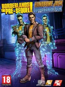 Borderlands: The Pre-Sequel Handsome Jack Doppelganger Pack Steam Gift GLOBAL