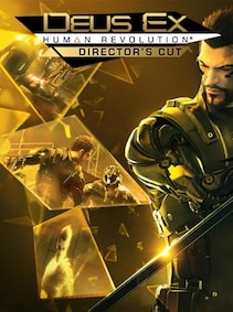 Deus Ex: Human Revolution - Director's Cut Steam Key GLOBAL