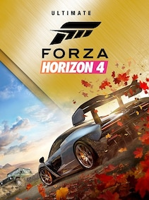 Forza Horizon 4   Ultimate Edition (PC) - Steam Gift - GLOBAL