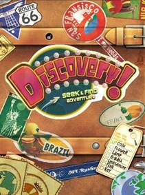 Discovery! A Seek and Find Adventure Steam Key GLOBAL