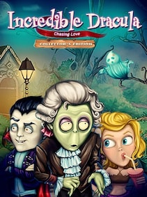 Incredible Dracula: Chasing Love Collector's Edition Steam Gift GLOBAL