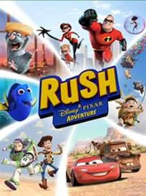 Rush: A DisneyPixar Adventure PC Steam Key GLOBAL