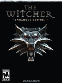 The Witcher: Enhanced Edition Director's Cut Steam Key GLOBAL
