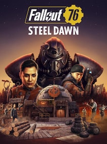 Fallout 76: Steel Dawn | Deluxe Edition (PC) - Steam Key - GLOBAL