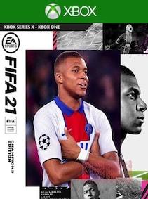 EA SPORTS FIFA 21   Champions Edition (Xbox Series X) - Xbox Live Key - GLOBAL