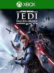 Star Wars Jedi: Fallen Order (Deluxe Edition) Xbox One - Xbox Live Key - GLOBAL